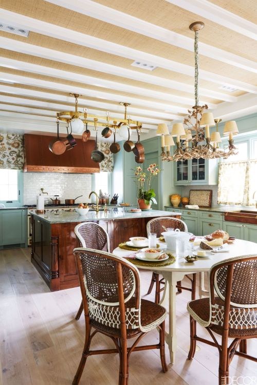 Diverting Rustic Kitchen Decor Ideas Country Kitchens Design Country Home Plans Large Kitchens Country Log Home Kitchens