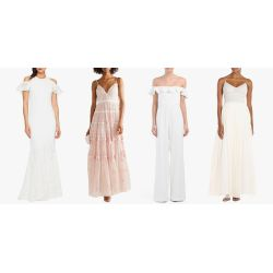 Small Crop Of Summer Wedding Dresses