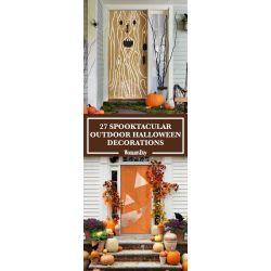 Small Crop Of Outdoor Halloween Decorations