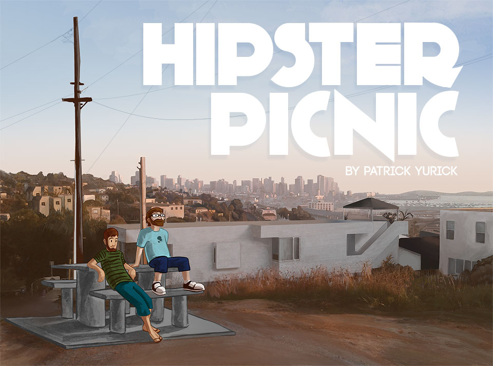 Welcome To Hipster Picnic