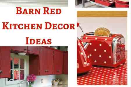barn red kitchen decor ideas hip who rae