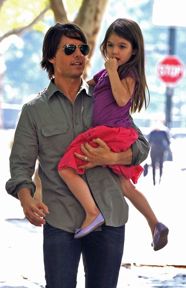 Suri Cruise 2015 | 2017 - 2018 Best Cars Reviews