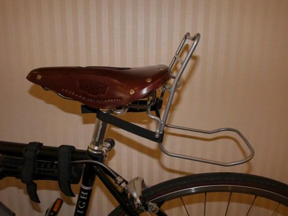 Hiroyaki carradice Classic Saddlebag Rack002