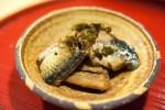 福島県福島市・「彩食おさい」の、心が和らぐお惣菜と醤油ご飯。