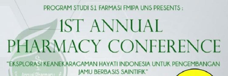 Seminar Nasional Pharmaceutical 2016