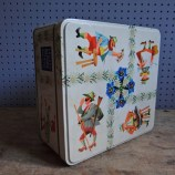 Frears Alpine assorted biscuit tin