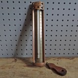 Vintage copper Taylor candy thermometer