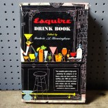 Vintage Esquire Drink Book | H is for Home
