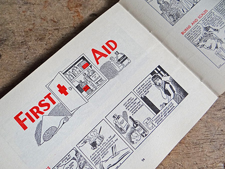 'First Aid' from Alice About The House