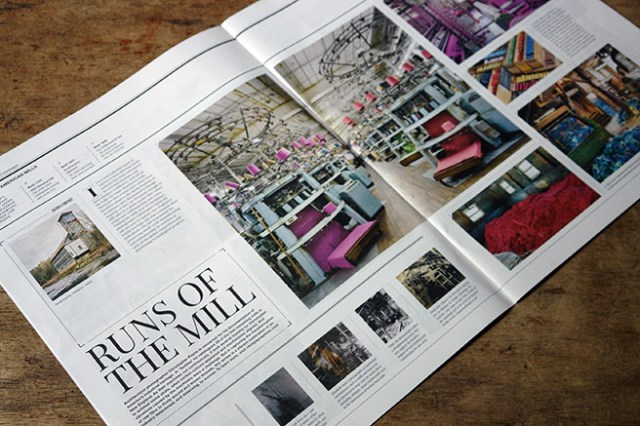 'Runs of the Mill' article in Warehouse Home