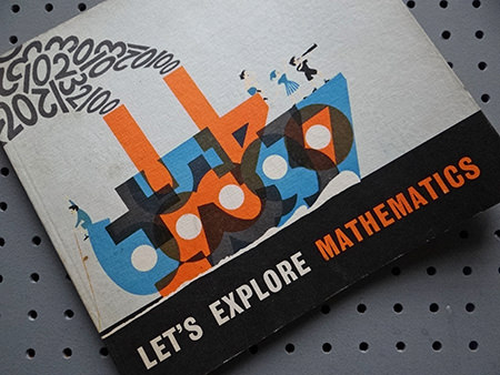 'Let's Explore Mathematics' children's book cover