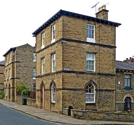 Workers' houses in Saltaire