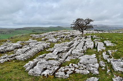Winskill Stones in the Yorkshire Dales