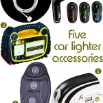 Gimme Five! Car lighter accessories