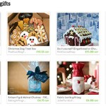 Etsy List: Christmas foodie gifts