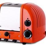 Wednesday Wish: Orange Dualit toaster