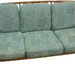 Charity Vintage: Ercol sofa