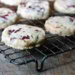Cakes & Bakes: Macadamia nut & cranberry cookies