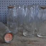 Manchester milk bottles