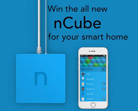 nCube smart home hub