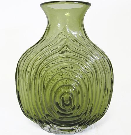 Vintage Whitefriars nipple vase