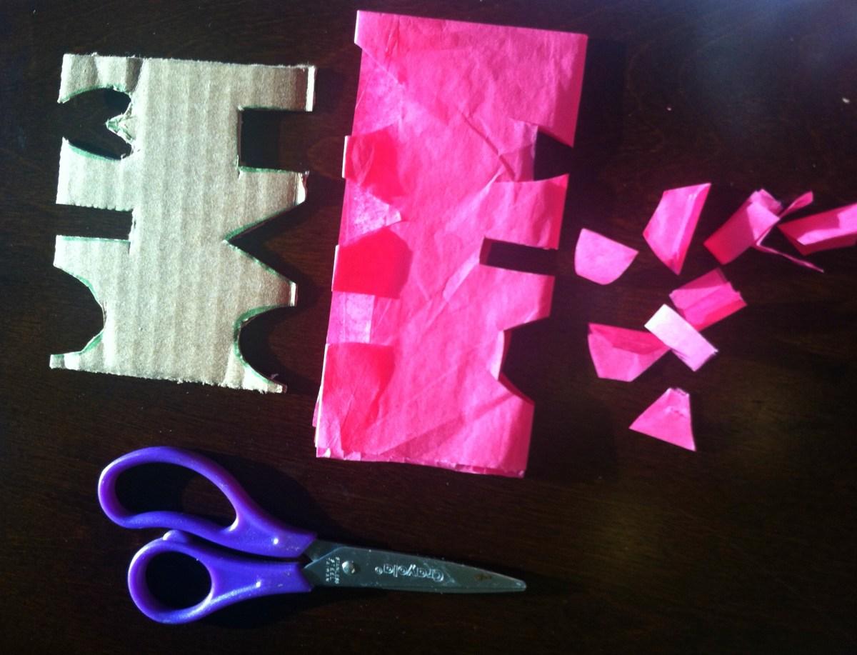 Easy DIY Papel Picado Banners