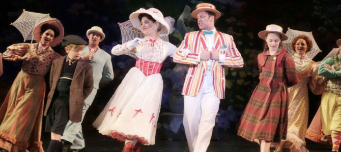 Mary Poppins: A Practically Perfect Musical