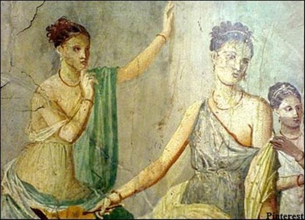 Przyjemności starożytnego Rzymu