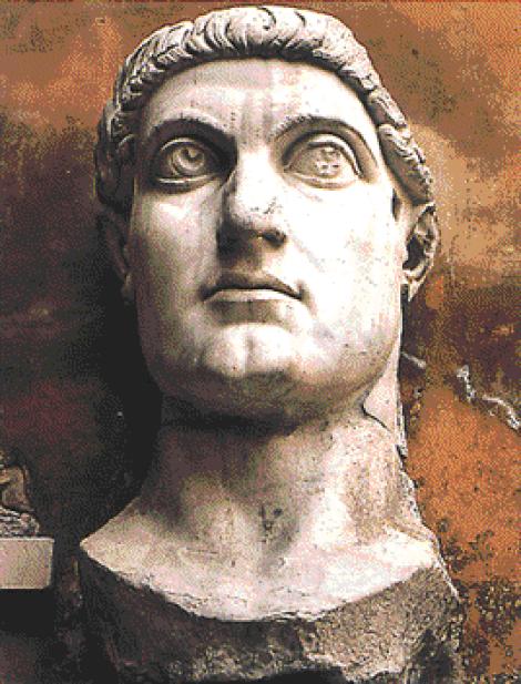 Resultado de imagen de emperador Constantino