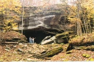 War Eagle Caverne