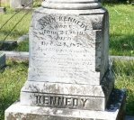St. Vincent, John Kennedy