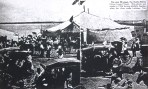 Bailey Circus in 1906