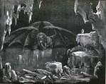 Gustave Dore: Satan in Ice