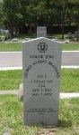 Confederate Soldiers of America grave marker