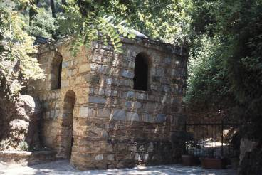 House of Virgin Mary Kas Turkey. Photo: Marks Hinton