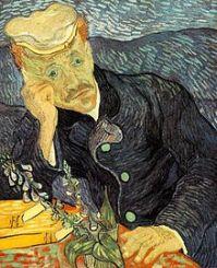Portrait by Van Gogh