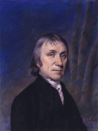 Joseph Priestley door Ellen Sharples