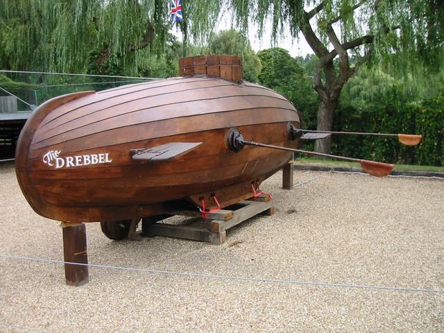 Reproductie van de duikboot
