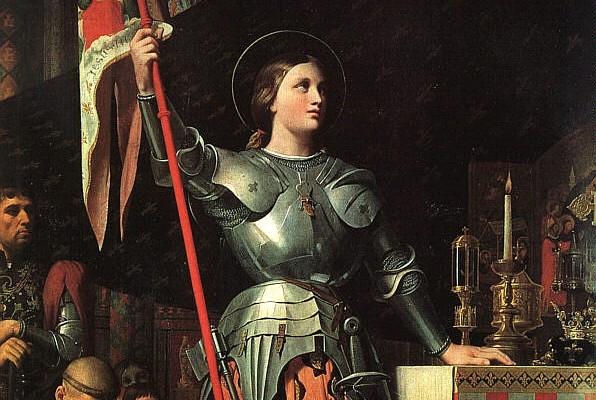 Jeanne d'Arc (ca. 1412-1431) - Nationale heldin van Frankrijk