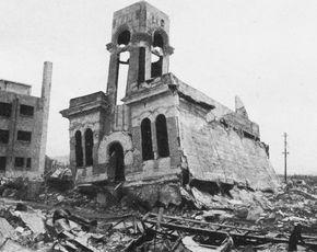 Hiroshima in puin