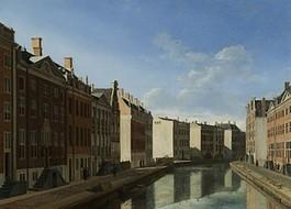 Rijksmuseum koopt 'Gouden Bocht' van Berckheyde