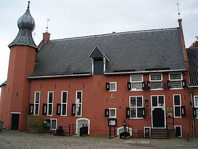 Kasteel van Coevorden