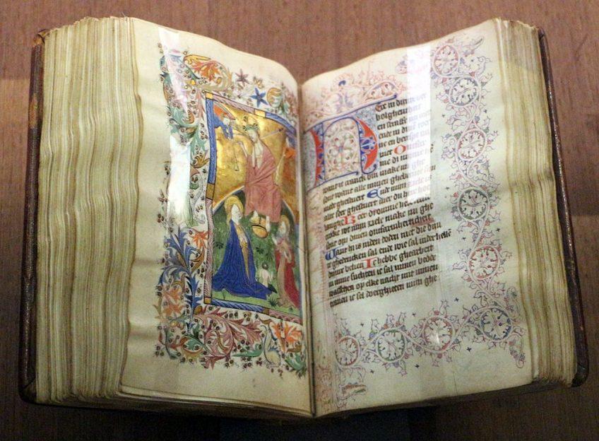 Boek van Geert Grote - Museum Catharijneconvent