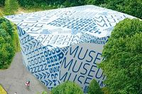Meerderheid Kamer tegen bouw museum bij John Frostbrug
