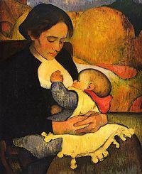 Meijer de Haan, Maternité (1889)