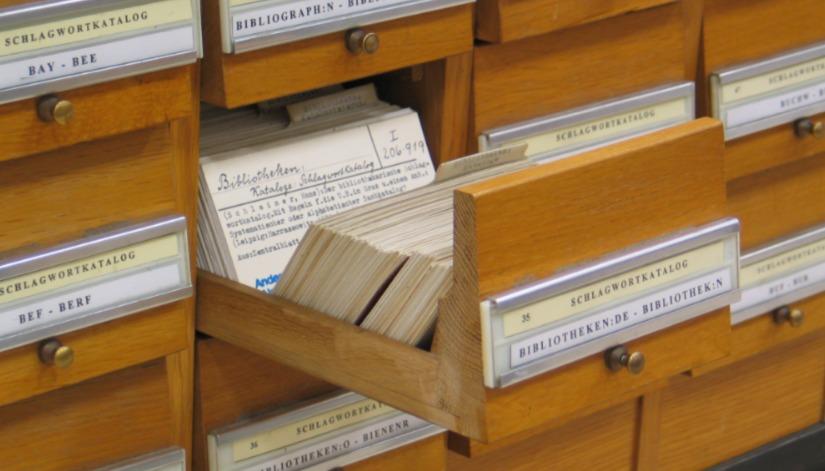 Willekeurige foto van een archief - cc