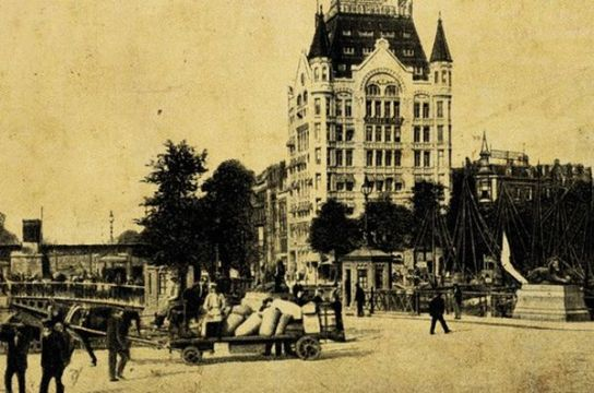Coverfoto van 'Spionnennest'