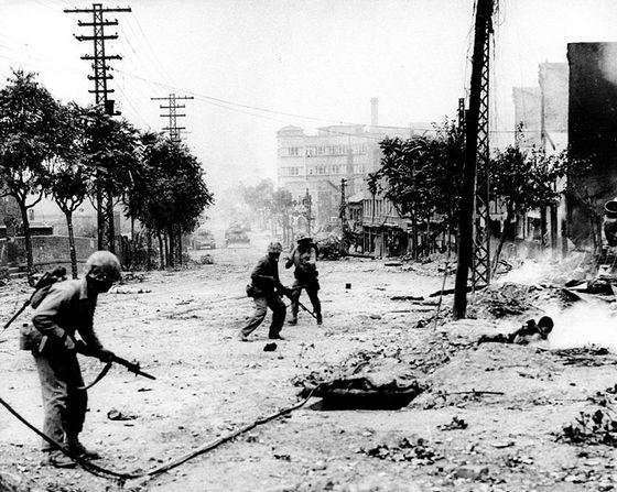 Koreaanse Oorlog (1950-1953)