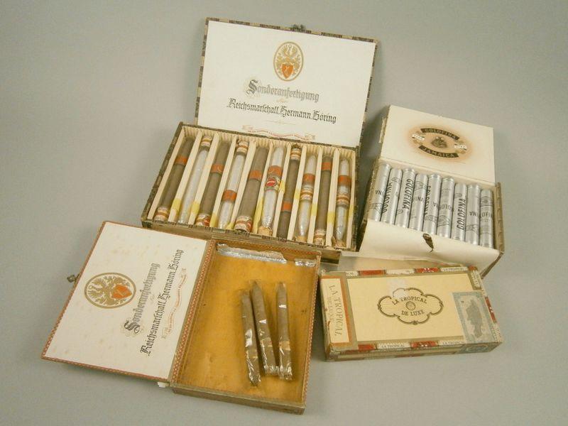 De sigaren van Göring - Foto: Golding, Young & Mawer