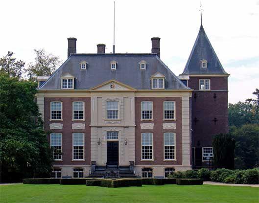 Kastelen in Gelderland